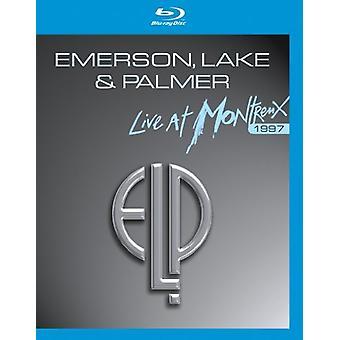 Emerson Lake & Palmer - Live at Montreux 1997 [BLU-RAY] USA import