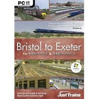 Bristol to Exeter Add On for Railworks and Railworks 2 PC