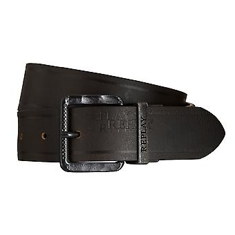 Replay belt leather belts men's belts Brown 5389