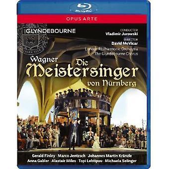 R. Wagner - importazione di Die Meistersinger Von Nurnberg [BLU-RAY] Stati Uniti d'America