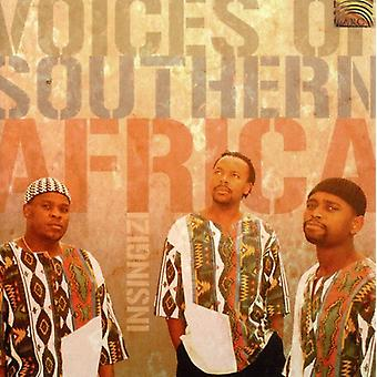 Insingizi - Voices of Southern Africa [CD] USA import