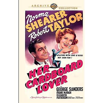 Her Cardboard Lover [DVD] USA import