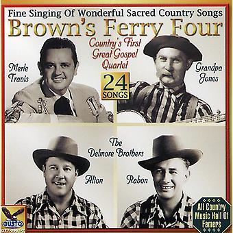 Brown's Ferry fire-24 sange-Fine sang [CD] USA importerer