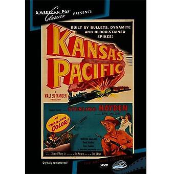Kansas Pacific [DVD] USA import