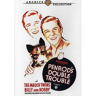 Penrod's Double Trouble (1938) [DVD] USA import