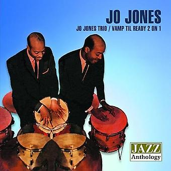 Jo Jones - importar de Estados Unidos [CD] Jo Jones Trio/Vamp Til listo (2 en 1)