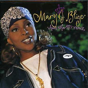 Mary J. Blige - What's the 411? [CD] USA import