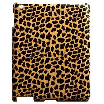 Panther Print hard Case for iPad