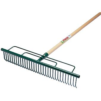Maiol Great Rake 33 Teeth Mango (Garten , Gartenarbeit , Tools , Harke)
