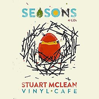 Stuart McLean - Vinyl Cafe Seasons [CD] USA import