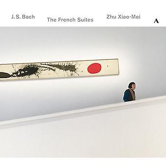 Bach*J.S. / Xiao-Mei - j.s. Bach: Französische Suiten Bwv 812-817 [CD] USA importieren