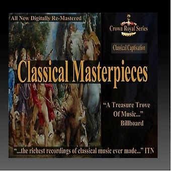 Classical Captivation - Classical Masterpieces - Classical Captivation - Classical Masterpieces [CD] USA import