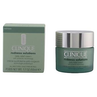 Clinique Redness Solutions Daily Relief Cream With Probiotic Technology 50 ml