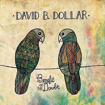 David B. Dollar - fordel for tvil [DVD] USA import