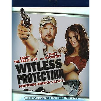 Witless Protection [BLU-RAY] USA import