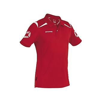 Stanno Forza Polo Shirt (red)