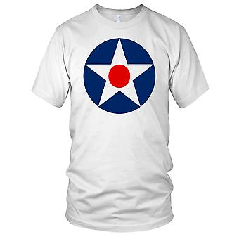Us Army Air Corps Insignia Kids T Shirt