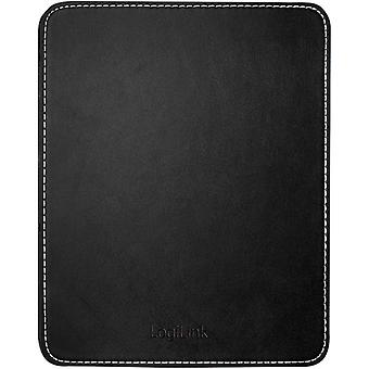 LogiLink Mouse Pad Leather Black