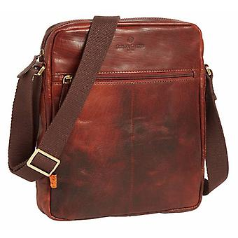 Simon Carter Dungeness Tablet Bag - Tan