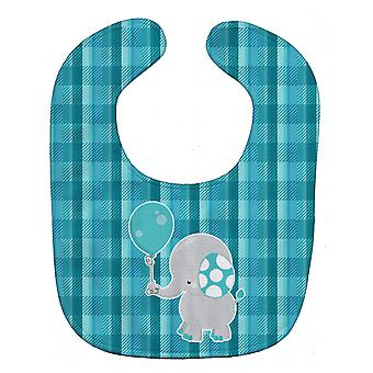 Carolines Treasures  BB6835BIB Elephant with Balloon Baby Bib