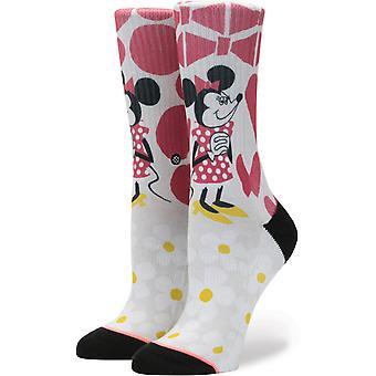 Haltung Yusuke Minnie Crew Socken
