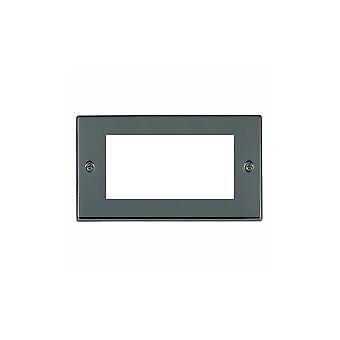 Hamilton Litestat Hartland черный никель 4 Euro Аперта 100 X 50 + Сетка