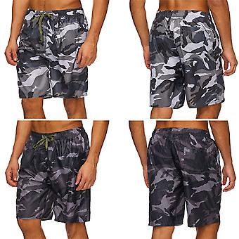 Men's camouflage of shorts swimsuit short military of shorts army camouflage sport
