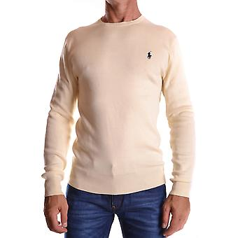 Ralph Lauren men's MCBI251203O beige cotton sweater