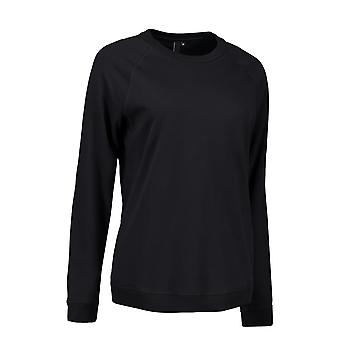 ID Womens/Ladies Round Neck Casual Sweatshirt