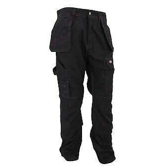 Redhawk Mens Pro Work Wear Trouser (34inch Long Leg Length)
