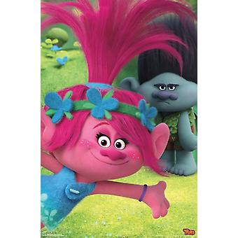 Trolls - Fun Poster Print
