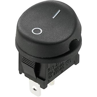 Toggle switch 250 Vac 10 A 1 x Off/On SCI R13-211A