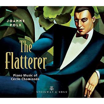 Chaminade/Joanne Polk - Cecile Chaminade [CD] USA Importer Flatterer-Pno musik