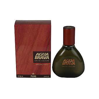 Puig Agua Brava Eau De Cologne Vapo 100ml Mens Perfume Fragrance Sealed Boxed