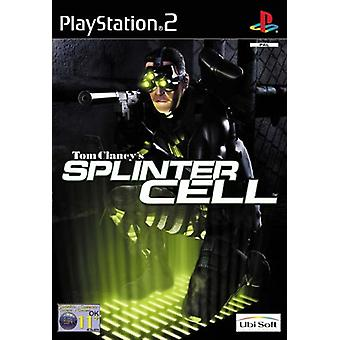 Tom Clancys Splinter Cell (PS2) - Factory Sealed