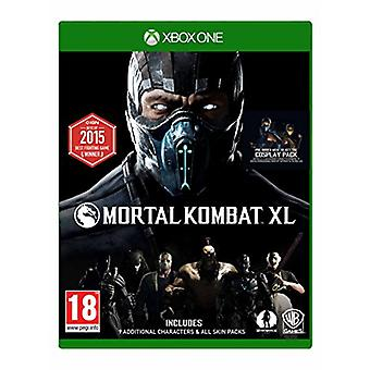 Mortal Kombat XL (Xbox One) - Factory Sealed
