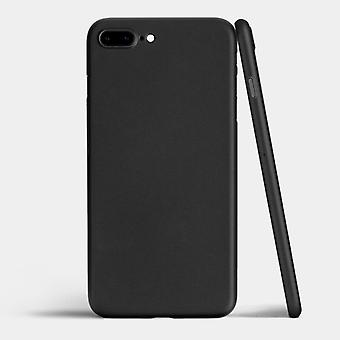 Matt svart skall for iPhone 7 pluss 0, 3 mm