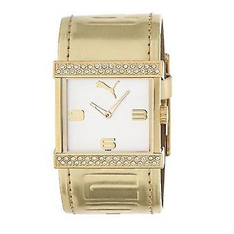 PUMA reloj pulsera reloj oro swap PU101652002