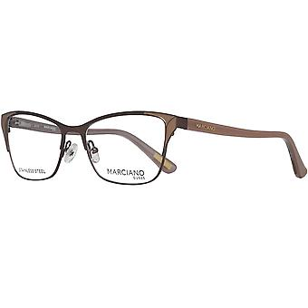 Guess By Marciano Brille Damen Braun