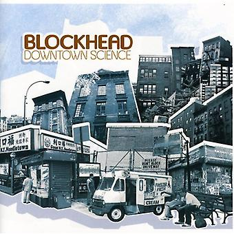 Blockhead - Downtown Science [CD] USA import