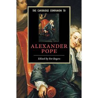 Cambridge Companion to Alexander Pope par Pat Rogers