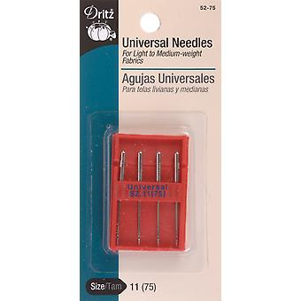 Universal Point Machine Needles-Size 11/75  4/Pkg
