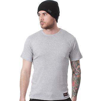 Jesse James Grey Sturdy Work T-Shirt