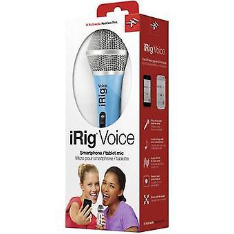 Handheld Mikrofon (Gesang) IK Multimedia iRig Stimme Transfertyp: schnurgebundene
