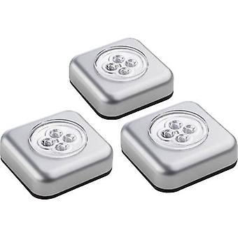 Portable mini light 3-piece set LED Müller Licht 400136