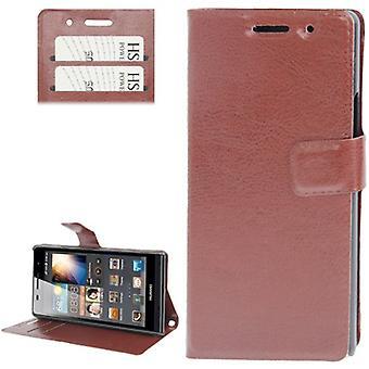 Cassa del telefono cellulare per il telefono cellulare Huawei Ascend P6