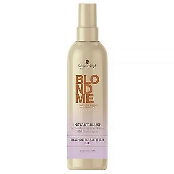 Schwarzkopf Professional BlondMe Instant Blush Temporary Hair Colour - Ice