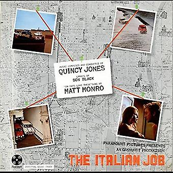 Quincy Jones - importation USA Italian Job [Vinyl]