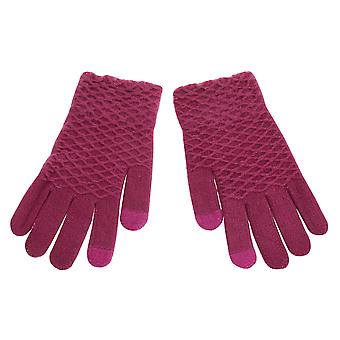 Foxbury Womens/Ladies Touch Screen Gloves