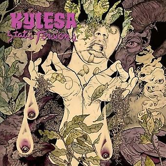 Kylesa - Static Tensions [CD] USA import